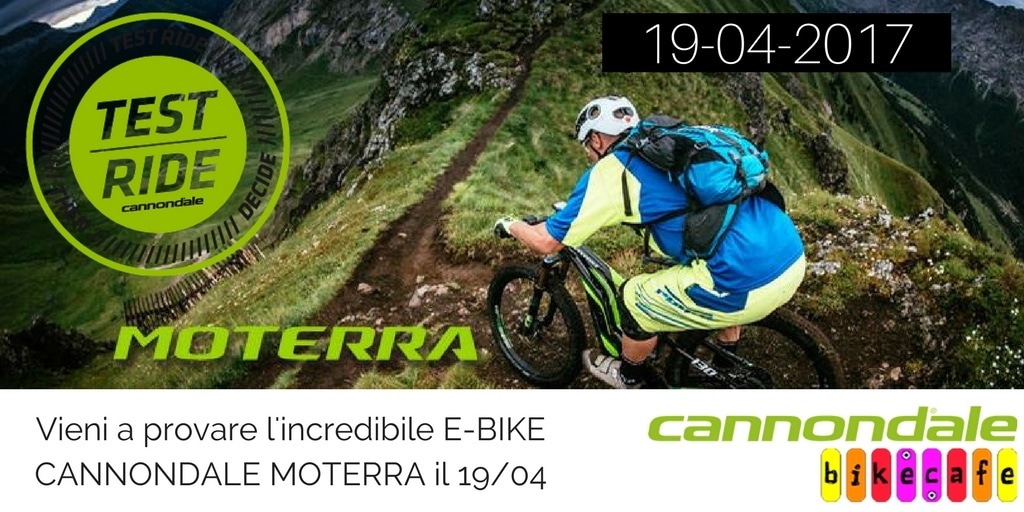TEST DAY MOTERRA