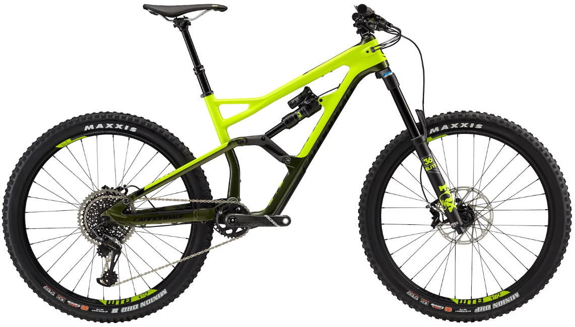 cannondale jekyll 2 2017