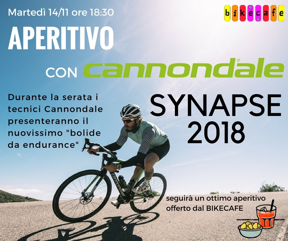 cannondale synapse 2018